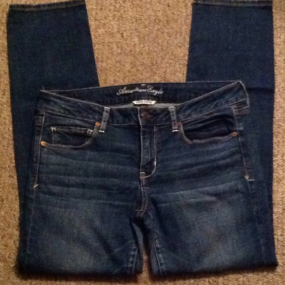 American Eagle Outfitters Denim - American Eagle Skinny Jeans Size 12 Short